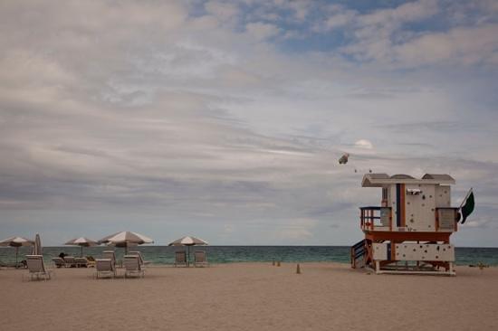 Hampton Inn & Suites by Hilton - Miami Brickell Downtown: playa