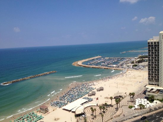 InterContinental David Tel Aviv:                   panorama