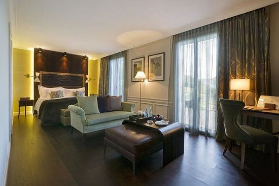 Hotel Villa Honegg : Junior Suite