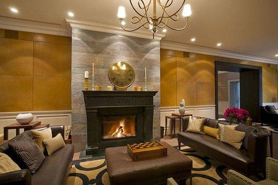 Hotel Villa Honegg: Lobby