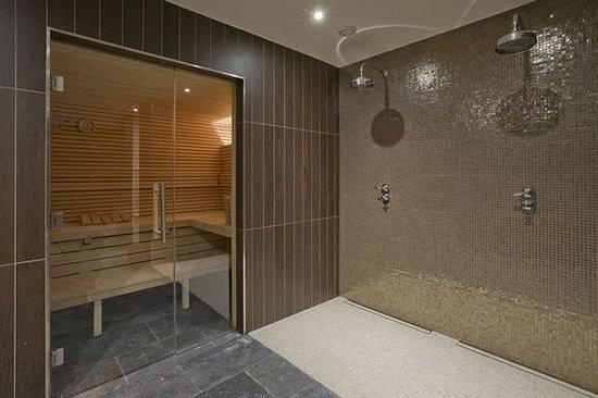 Hotel Villa Honegg: Sauna