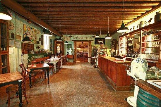 Villa Foscarini Cornaro: Cantinaccia