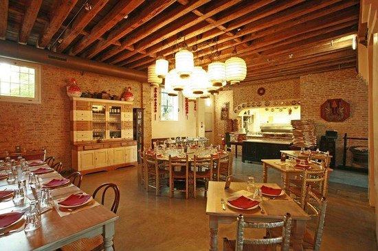 Villa Foscarini Cornaro: Restaurant