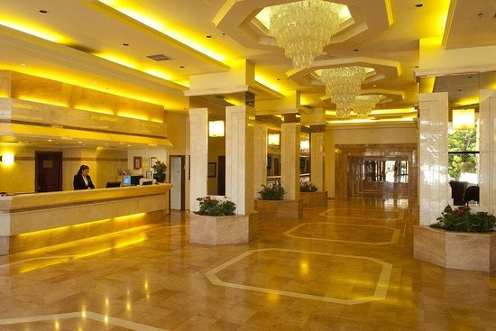 Rimonim Shalom Hotel Jerusalem: Interior (OpenTravel Alliance - Lobby view)