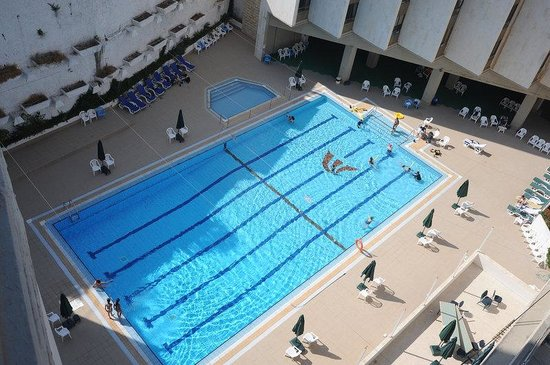 Rimonim Shalom Hotel Jerusalem: Pool (OpenTravel Alliance - Pool view)