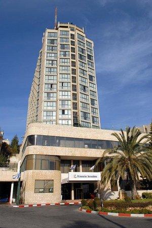 Rimonim Shalom Hotel Jerusalem: Exterior (OpenTravel Alliance - Exterior view)