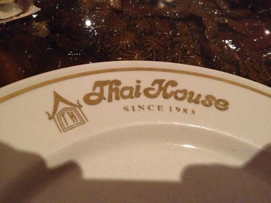 Thai House 2 : plates