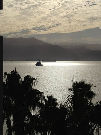 U Suites Eilat:                   from the room