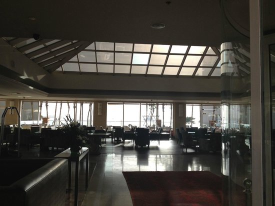 U Suites Eilat:                   the lobby