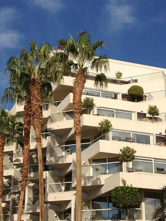 U Suites Eilat:                   the suites