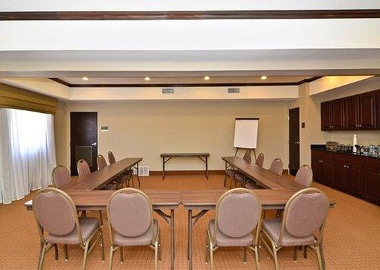 Sleep Inn And Suites Lubbock: Meeting Room