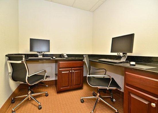 Sleep Inn And Suites Lubbock: Business Center
