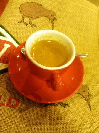 Massaro's:                                     Espresso