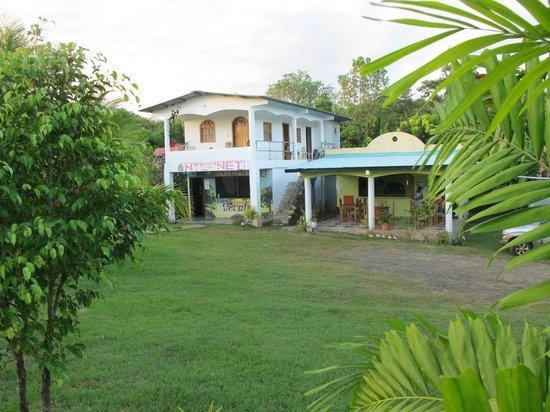 Santa Catalina Los Tecales: hostal