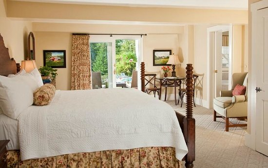 Sugar Hill Inn: Richardson Suite