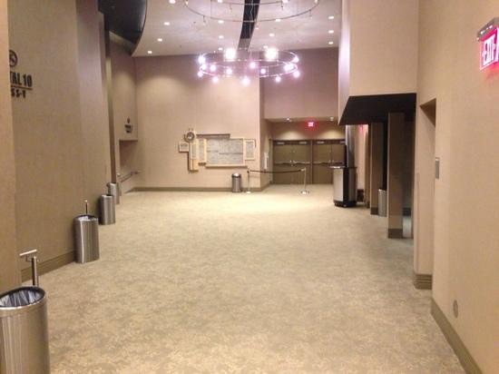 Von Braun Center : Theatre Hall