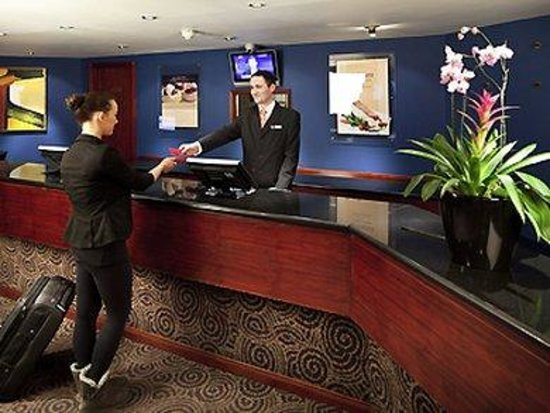 Mercure Edinburgh City - Princes Street Hotel: Recreational Facilities