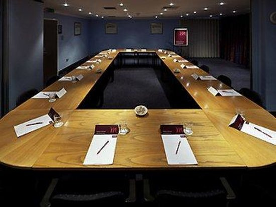 Mercure Edinburgh City - Princes Street Hotel: Meeting Room