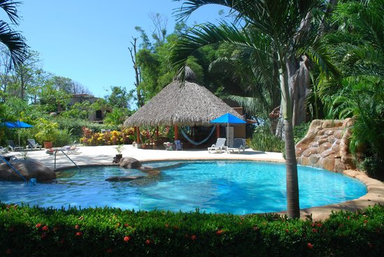 Villas Hermosas:                   Pool and Rancho