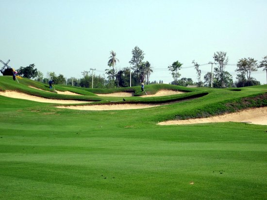 ‪Singha Park Golf Club‬