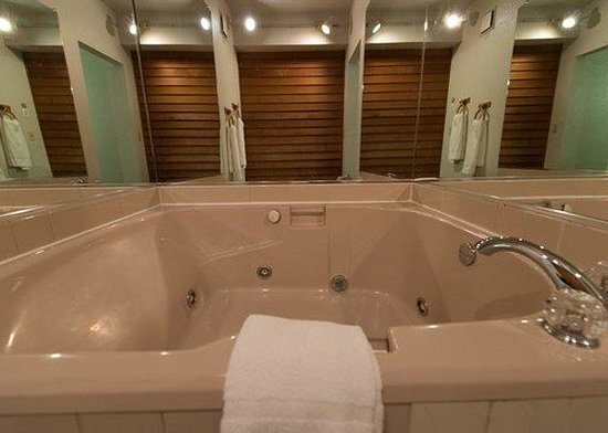 Quality Inn Downtown Convention Center: Jacuzzi