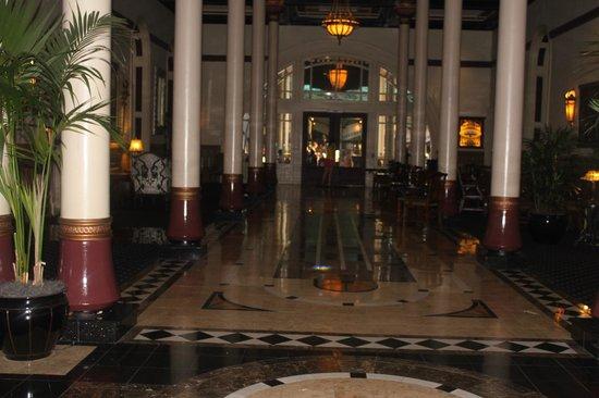 The Driskill:                   Lobby