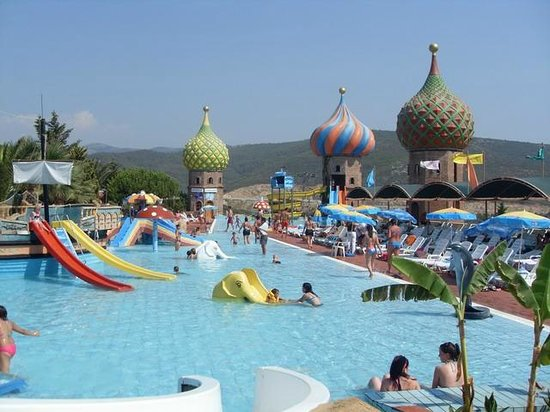 Аквапарк Adaland: childrens pool