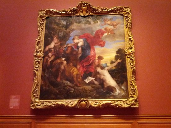 Baltimore Museum of Art: Rinaldo and Armida