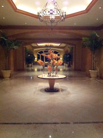 Park Hyatt Aviara Resort:                   Lobby