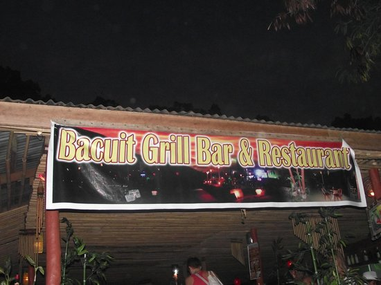 Bacuit Grill