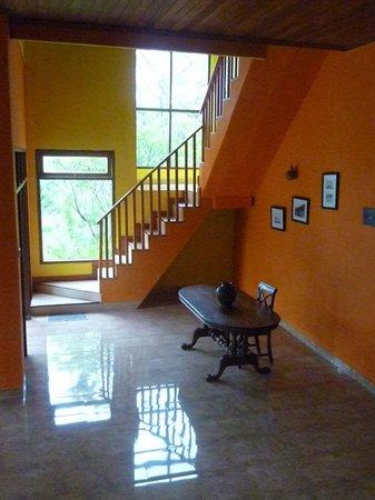 Villa Ma'rasai: Stairs