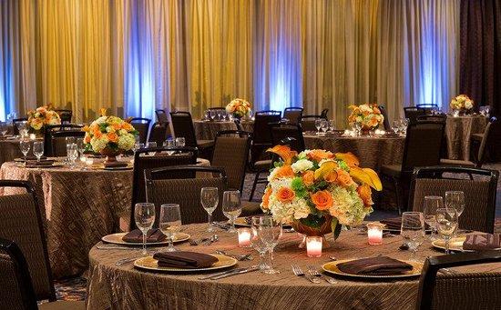 Sheraton Tampa Brandon Hotel: Ballroom