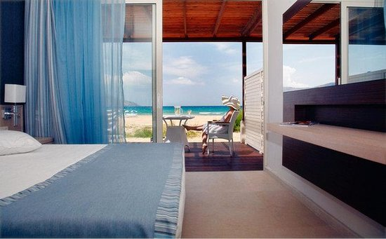 Pilot Beach Resort: Bedroom