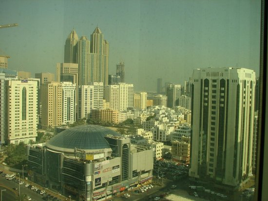Al Maha Arjaan by Rotana Abu Dhabi : View from room