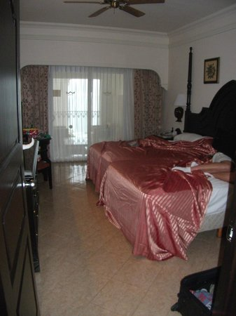 Foto De Hotel Riu Palace Pacifico Flamingos Construction And Room To Avoid Tripadvisor