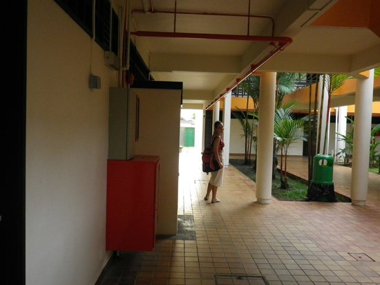 Costa Sands Resort - Downtown East: our block H