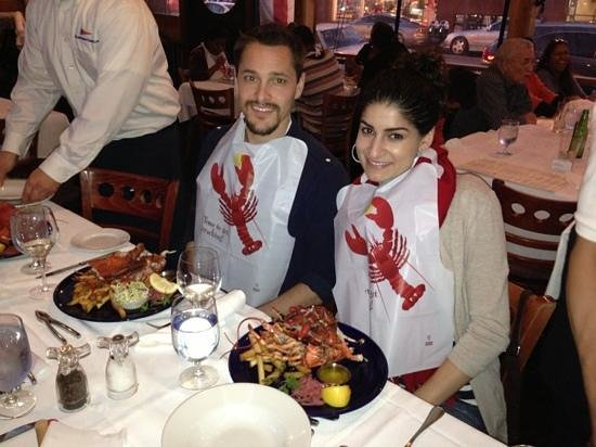 Walnut Creek Yacht Club:                   Amy and RIAD preparing to attack the crustacean monsters