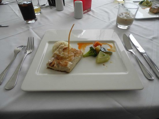 Grand Oasis Cancun:                   comedor