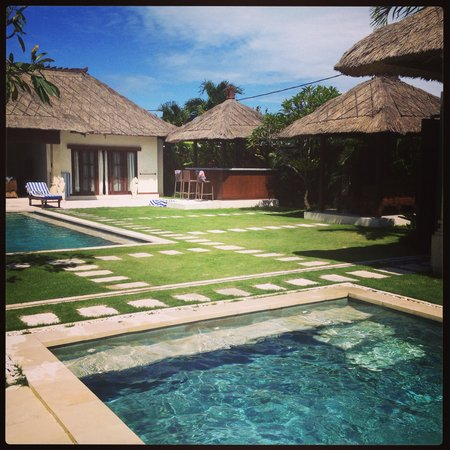Villa Bugis:                   Everything and more!