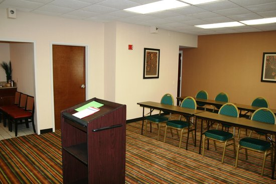 Hampton Inn Danville: Meeting Room