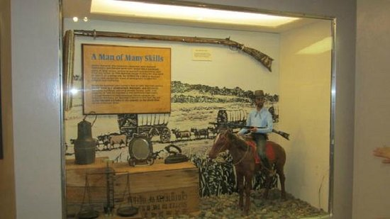 Placerville, Califórnia:                   James Marshall State Museum