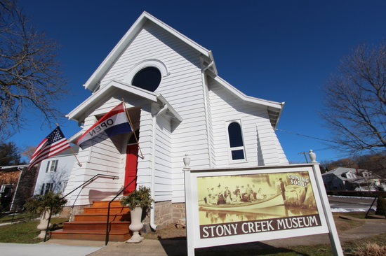 ‪Stony Creek Museum‬