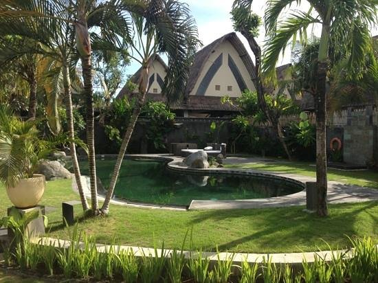 Villa Seminyak Estate & Spa:                   communal pool area, although we always had the place to ourselves!