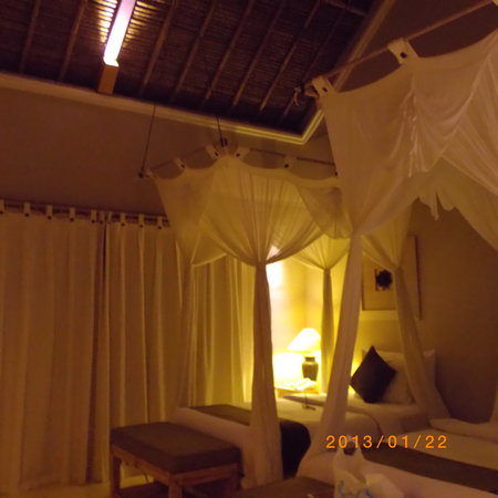 Puri Sunia Resort: ウブドから15分20分の距離でシャトルバスもあるから便利だし☆彡かなりゆっくり出来たよ☆彡