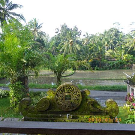 Puri Sunia Resort: 周りは静かだし、スタッフさんが優しくって、親切だったよ