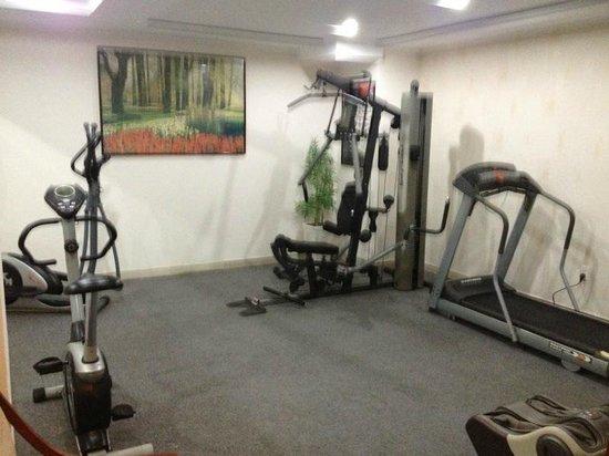Elios Hotel: Fitness Center