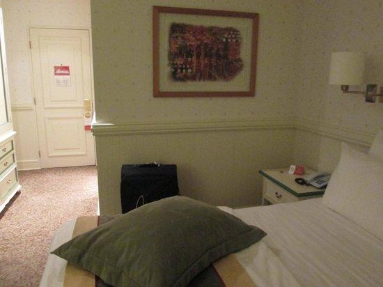 Hotel Costaustralis:                   nuestro cuarto