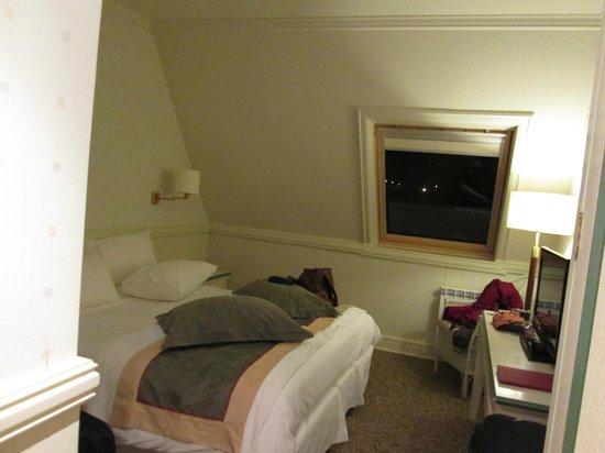 Hotel Costaustralis:                   Ventana