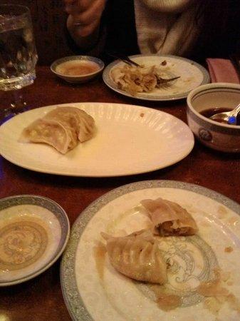 Su Xing House:                   fried dumplings