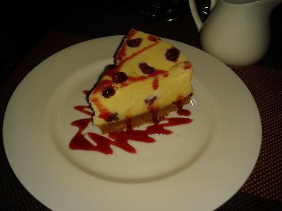 Tamarin:                   Awesome Cheesecake